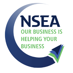 NSEA logo