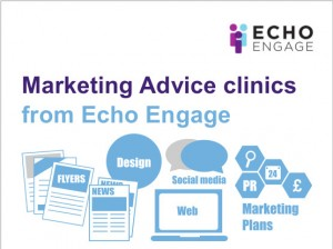 Marketing Advice Clinic with Echo Engage @ The Hive